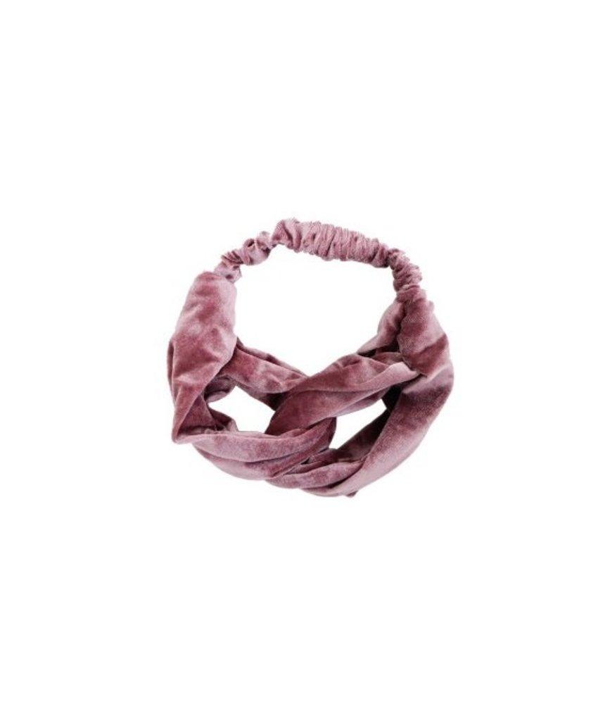 """MT Haarband """"oud"""" roze"""