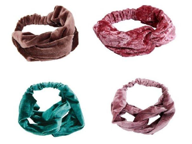 "MT Hairband ""alt"" rosa"