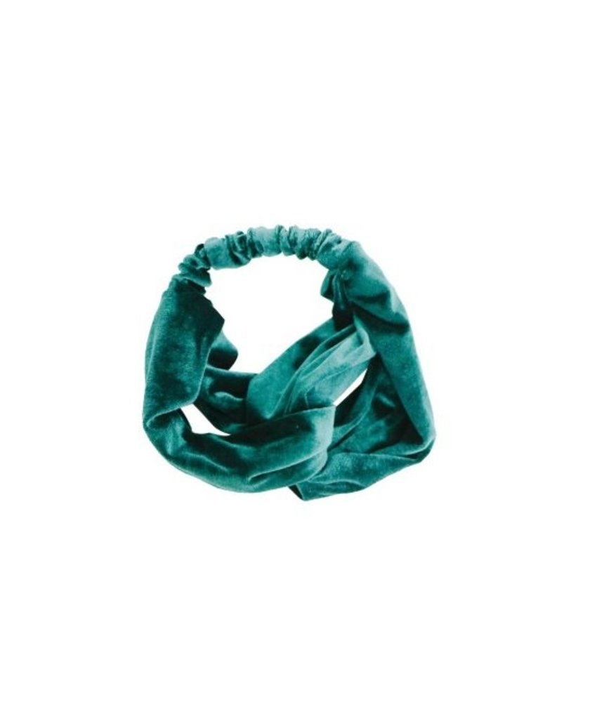 MT Hairband green