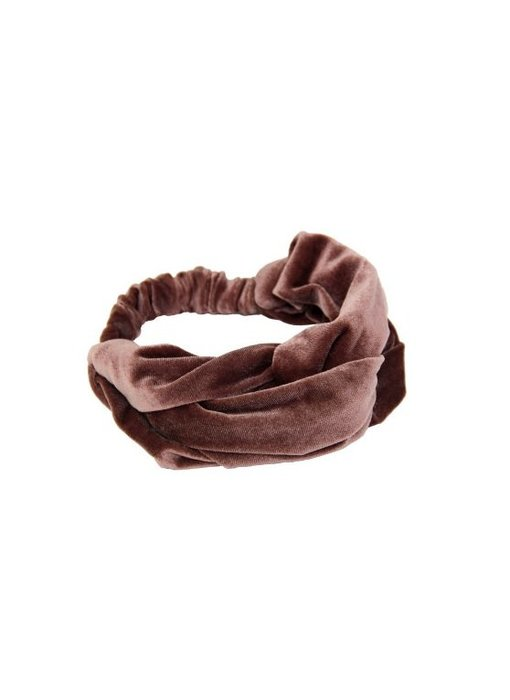 MT Hairband braun