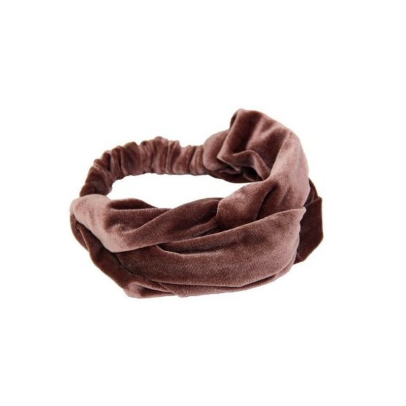 MT Hairband brown