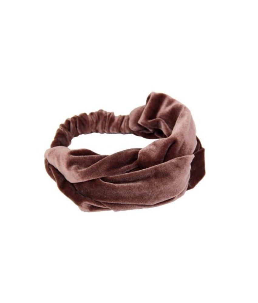 MT Haarband bruin