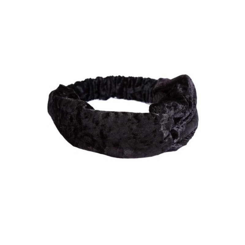 MT Hairband Black