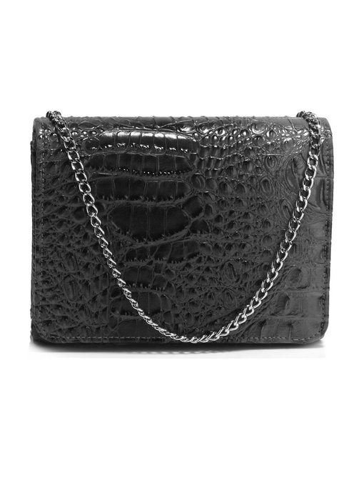 MT Lady midnight croco black