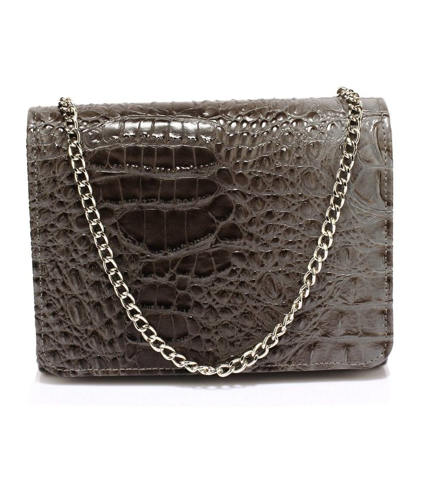 MT Lady midnight croco grey
