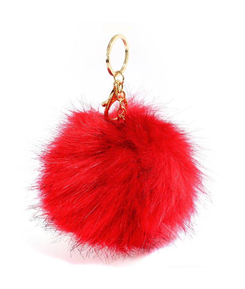 MT Fluffy red