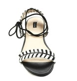 Supertrash  Lou Braided Flat Gladiator 39