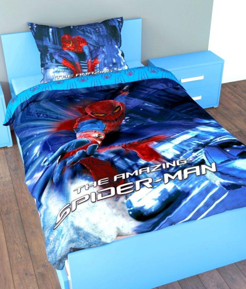 Kinderdekbedovertrek Spiderman