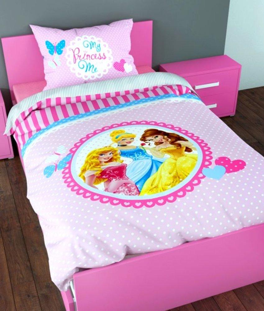 Kinderdekbedovertrek Disney Prinsessen