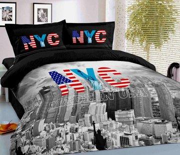 Dream Time Dekbedovertrek New York City