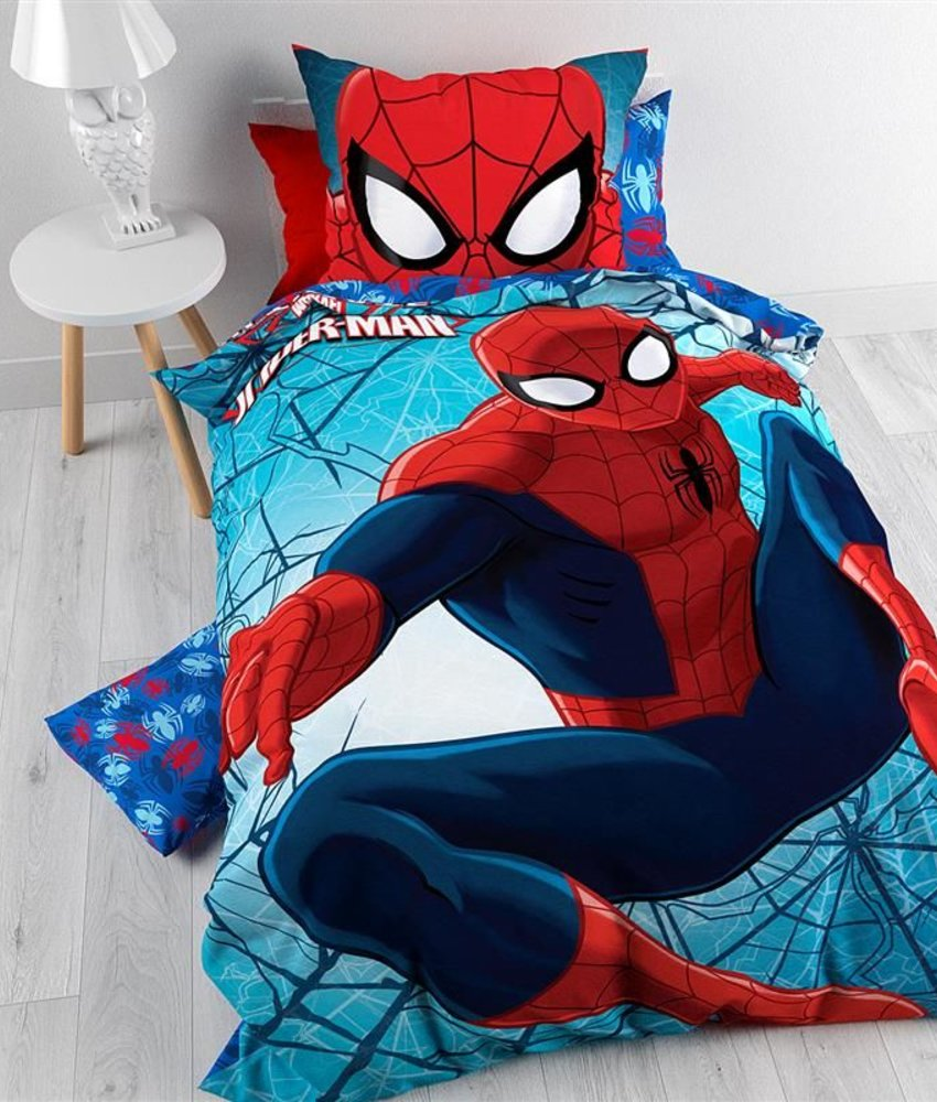 Kinderdekbedovertrek Spiderman 2