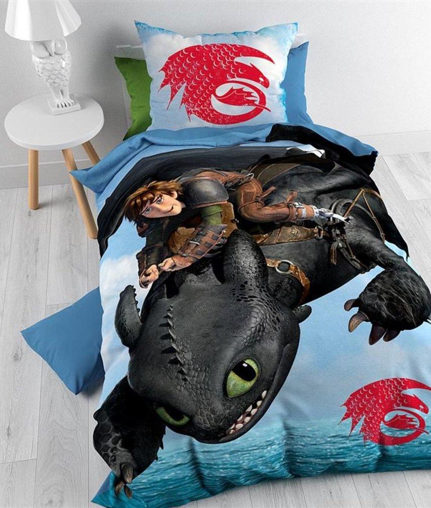 Kinderdekbedovertrek Dragons