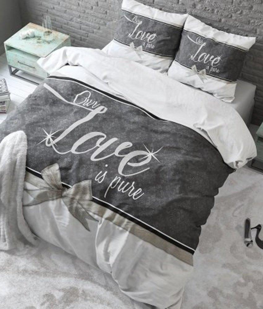 Dekbedovertrek Pure Love White