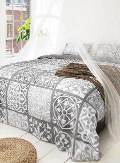 Dreamhouse Bedding Dekbedovertrek Alhambra Antraciet