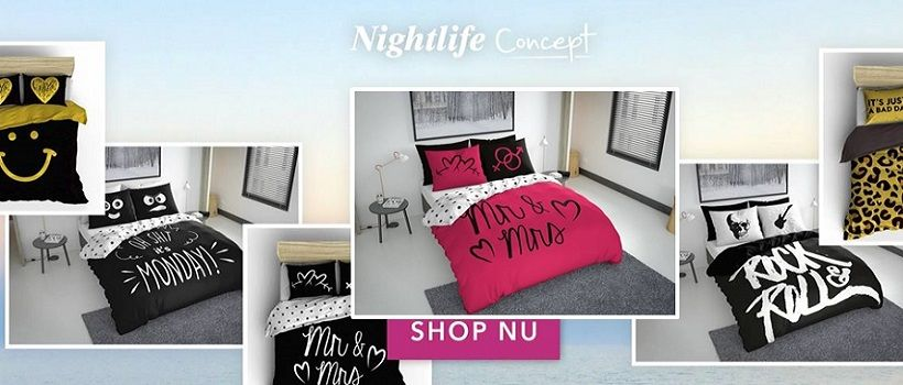 Nightlife Concept Banner