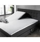 Suite Sheets Split Topper Hoeslaken Wit Jersey