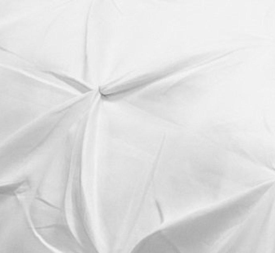 Dekbedovertrek Katoen Satijn Cromer Wit
