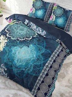 Sleeptime Pure Cotton Dekbedovertrek Luna Blue