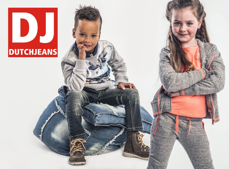 DJ Dutchjeans kinderkleding winter 2015