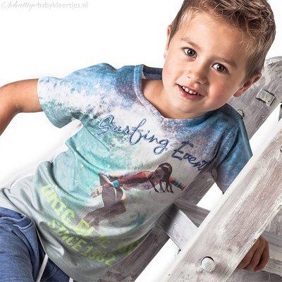 DJ Dutchjeans T-shirt Paipo Surfing