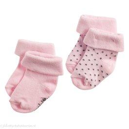 Noppies NOPPIES Set baby sokjes (lichtroze)