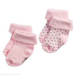 Noppies NOPPIES Set baby sokjes Noisia (lichtroze)