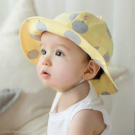 Zonnehoedje (geel)