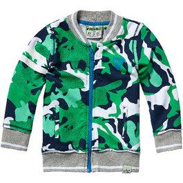 Vingino Vest Osmen (multicolor green)