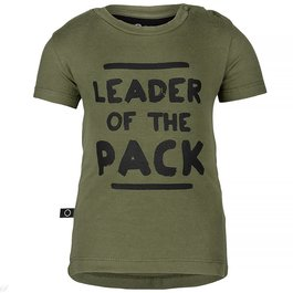 nOeser T-shirt Sepp (leader/woody green)  - See you later alligator