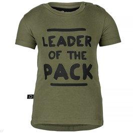 nOeser T-shirt Sepp (leader/woody green)  - See you later alligator