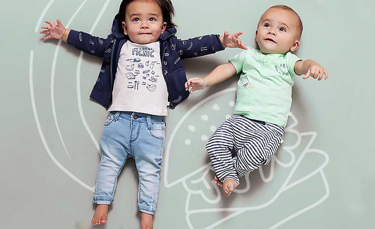 Babyface babykleding en kinderkleding