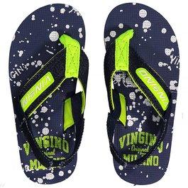 Vingino Slippers Jax (navy blue) - Boys