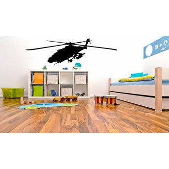 Helicopter, black hawk