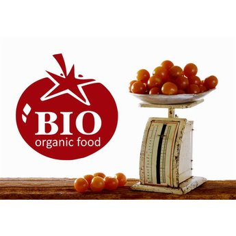 Bio organic Food Tomaat