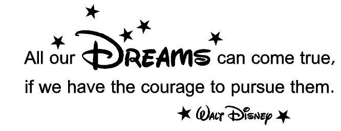 Walt Disney Quotes About Dreams. QuotesGram