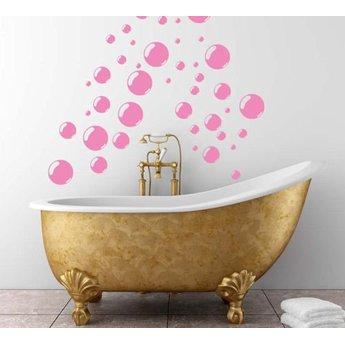 Bubbles. Leuk voor in de badkamer!