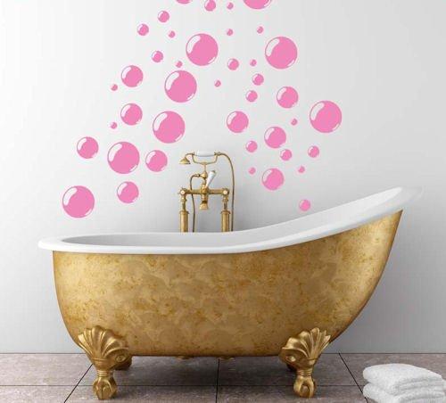 Bubbles. Leuk voor in de badkamer! - QualitySticker
