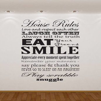 Houserules (3)