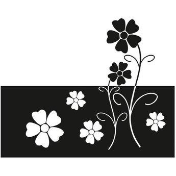 Groeiende bloemen