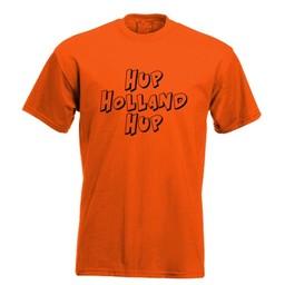 Hup Holland Hup. Keuze uit T-shirt of Polo en div. kleuren. S t/m 8 XL