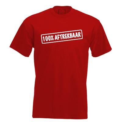 100 procent aftrekbaar. Keuze uit T-shirt of Polo en div. kleuren. S t/m 8 XL