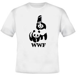 WTF 2 (WNF). Keuze uit T-shirt of Polo en div. kleuren. S t/m 8 XL