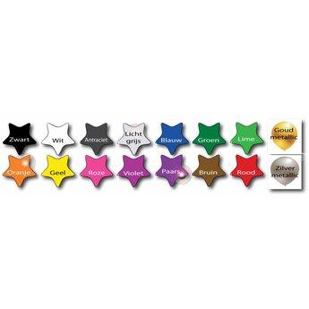 Convoi Exceptionnel. kenteken sticker (2 stuks)