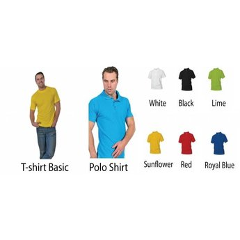 Abraham wees niet bang! De volgende 50 duurt niet zo lang. Keuze uit T-shirt of Polo en div. kleuren. S t/m 8 XL