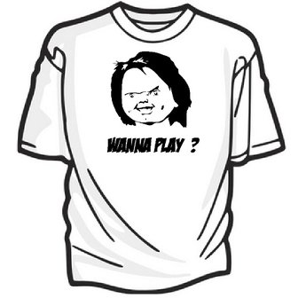 Chucky wanna play?