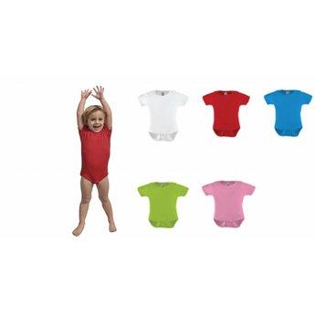 Als papa en mama nee zeggen vraag ik oma. Rompertje in div kleuren en maat 56 t/m 92.