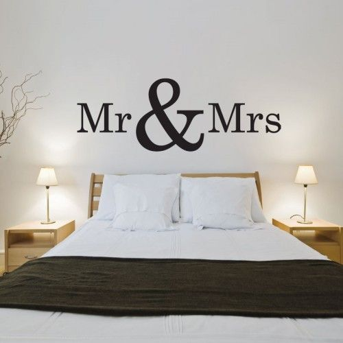 Mr & Mrs - QualitySticker