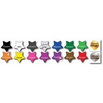 Ben 10 naamsticker (2), Kies eigen naam, kleur en maat. Muursticker / Interieursticker
