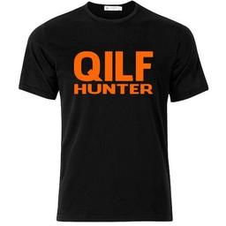 QILF hunter. T-shirt of Polo en div. kleuren. S t/m 8 XL