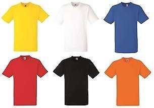 Elk rondje is anders. T-shirt of Polo en div. kleuren. S t/m 8 XL